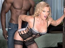 Amanda Verhooks, darksome dong butt slut